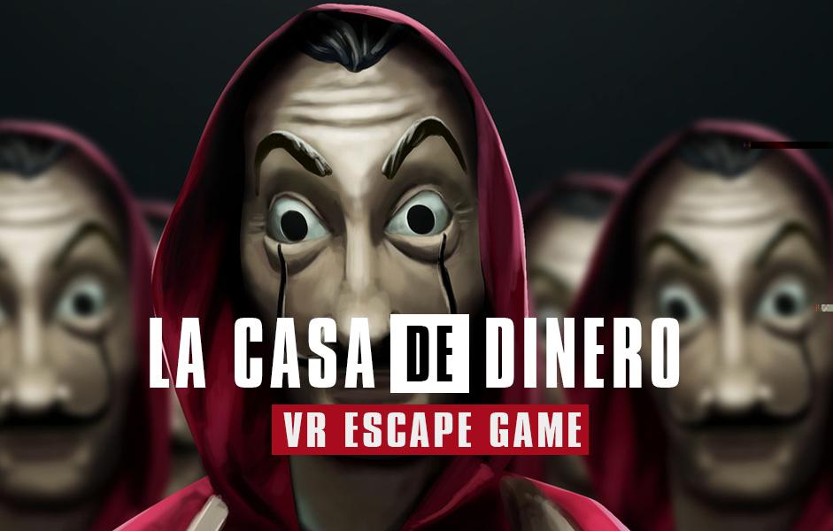 La casa de Dinero VR game